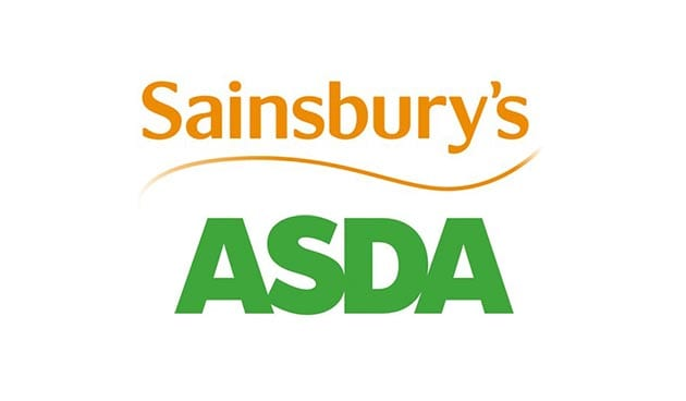 Sainsbury's and ASDA merger In-store POS