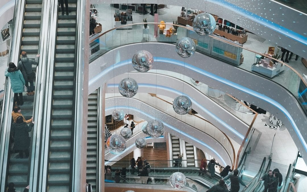 Are Shopping Malls doing enough to increase footfall?