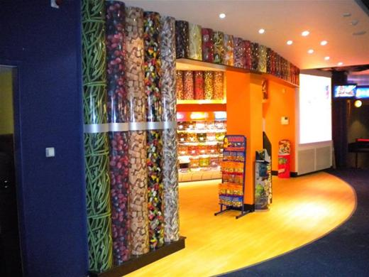 Candy King Display 1