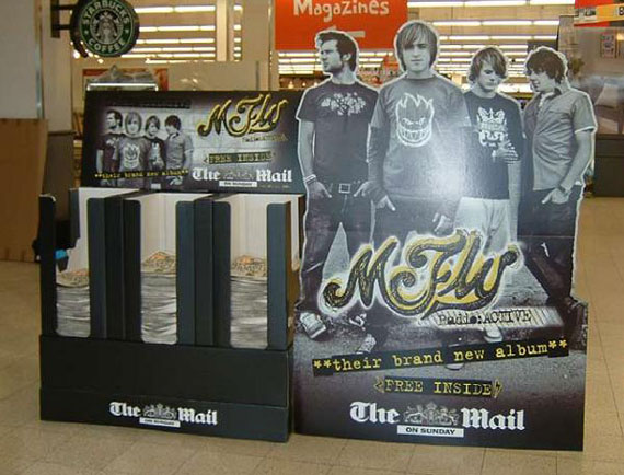 McFly POP Display