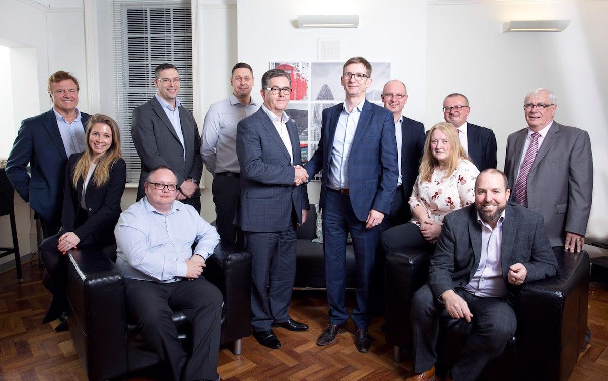 Simpson Group Press Photo