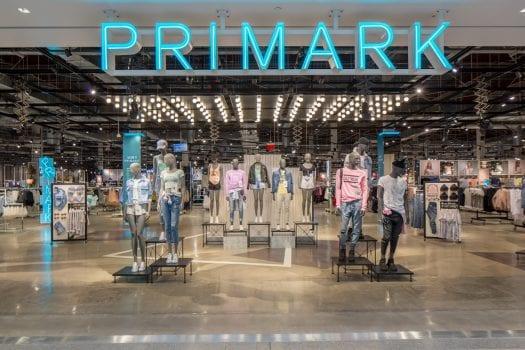 Primark In-store marketing