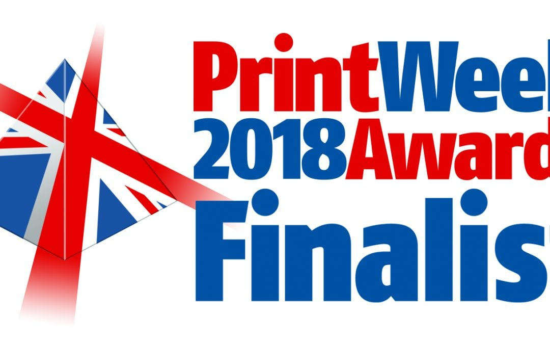 Point of Purchase Printer of the Year Award Finalist