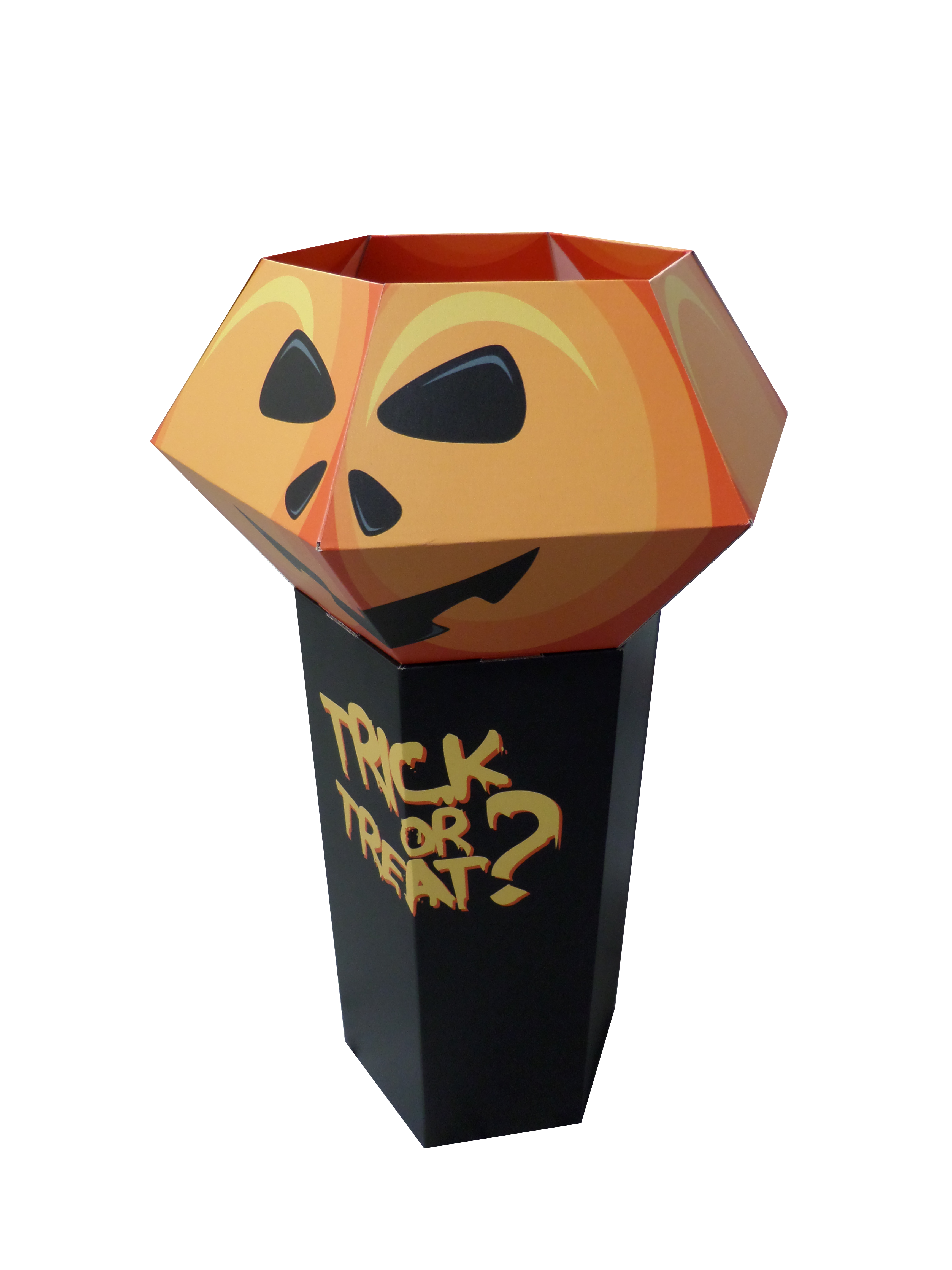 Halloween Product Dumpbin