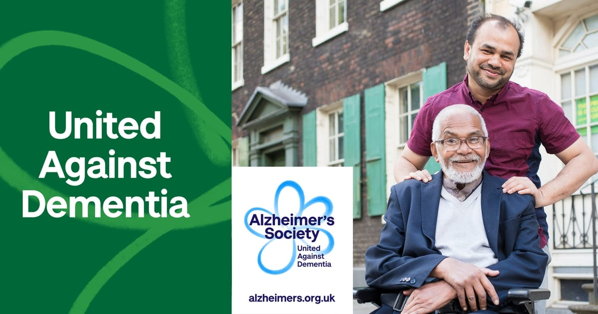 Alzheimer's Society UK Print