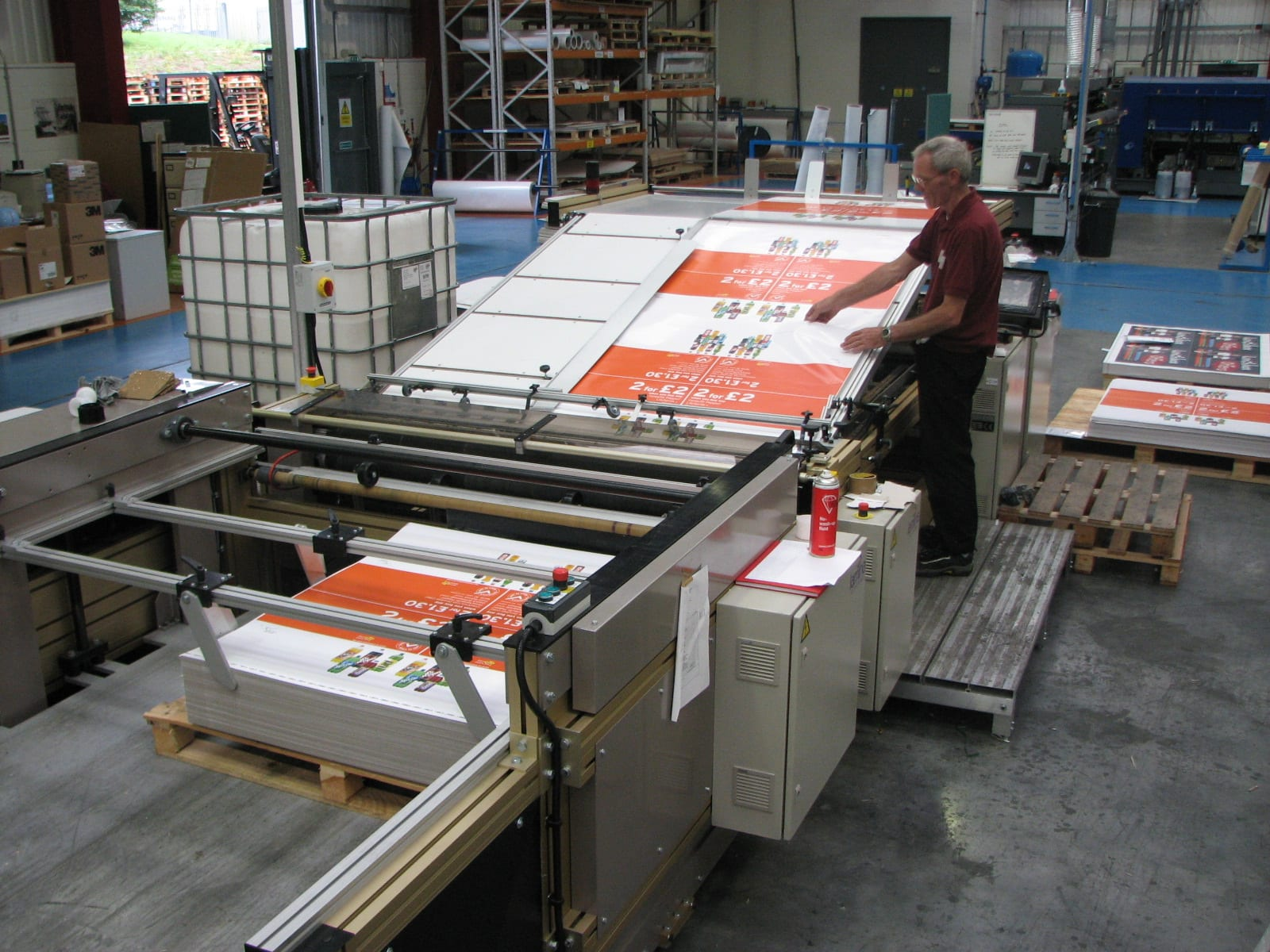 Print Finishing Capabilities Simpson Group