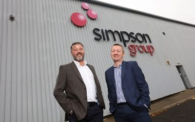 Point of sale printer specialist Simpson Group strengthens team