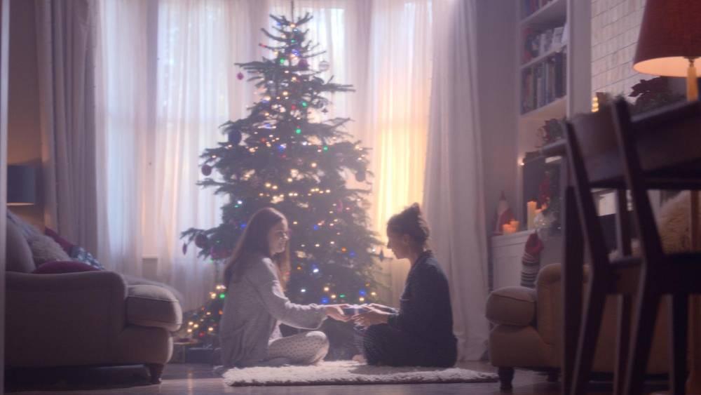 Boots Christmas Advert